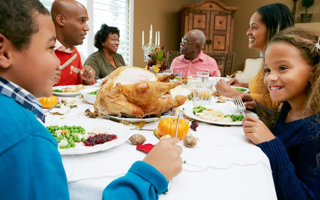 Safe Cooking Tips for Thanksgiving