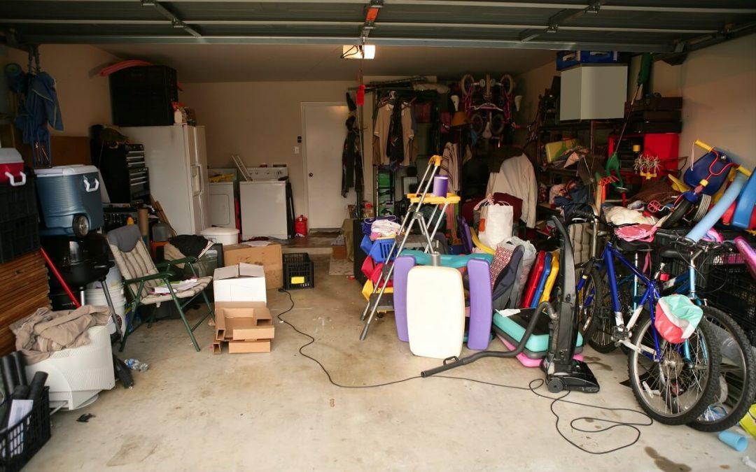 5 Solutions for DIY Garage Storage