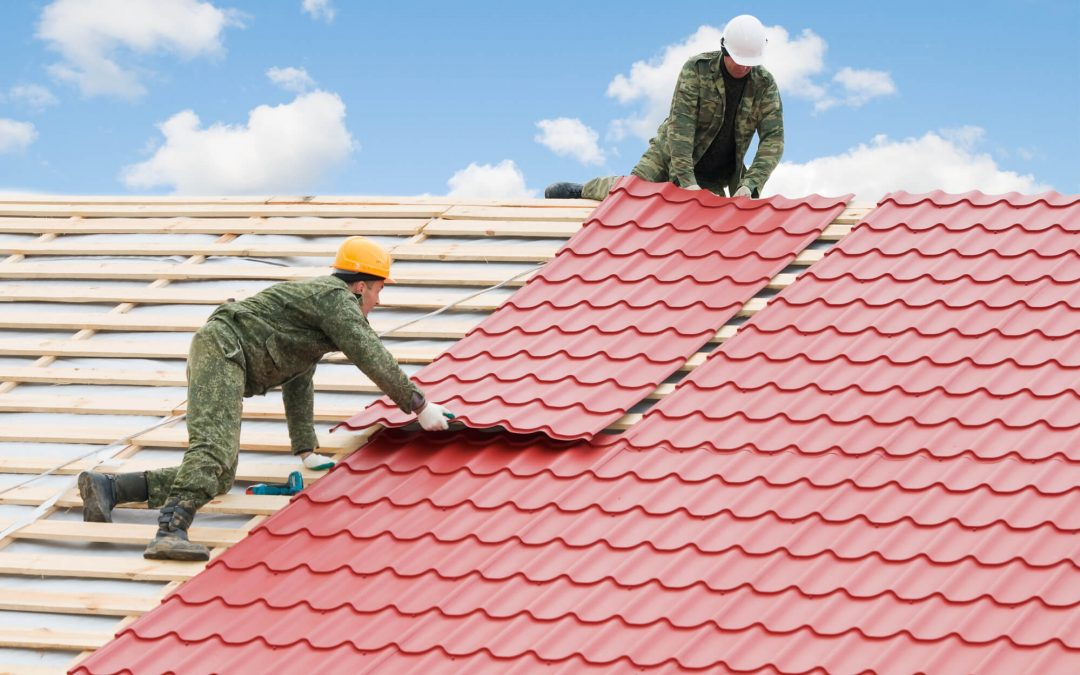 Five Signs You Need a New Roof