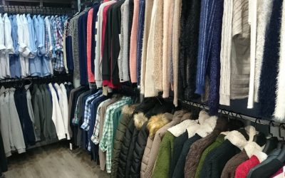 Tips and Tricks for Closet Organization