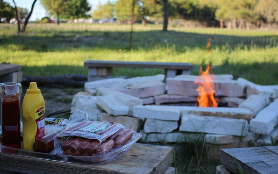 4 Important Fire Pit Safety Tips